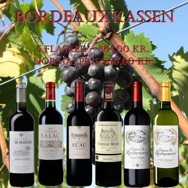 Bordeauxkassen